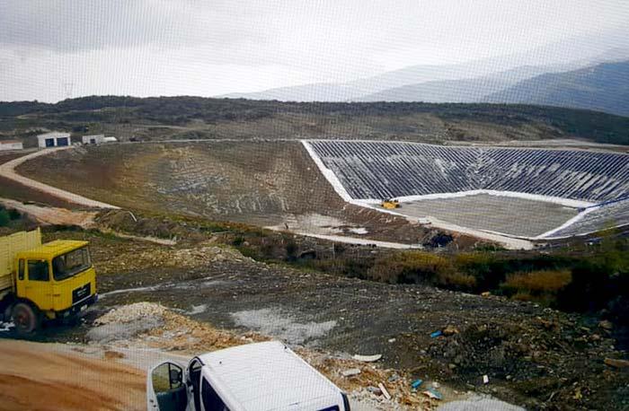 Άρτα: Ο Γιαννούλης παρέδωσε τον Σύνδεσμο Διαχείρισης Απορριμμάτων Άρτας στον Καλαντζή