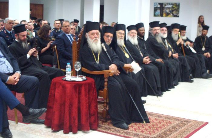 Άρτα: Παρουσία του Αρχιεπισκόπου Ιερώνυμου ξεκίνησε το 4ο Πανελλήνιο Συνέδριο για το θρησκευτικό τουρισμό στην Άρτα