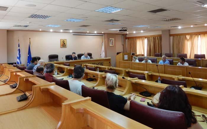 Άρτα: Ευρεία σύσκεψη για αντιμετώπιση προβλημάτων στις καλλιέργειες