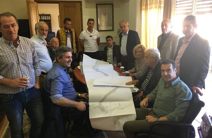 Άρτα: Σύσκεψη για την παράκαμψη Αμμοτόπου