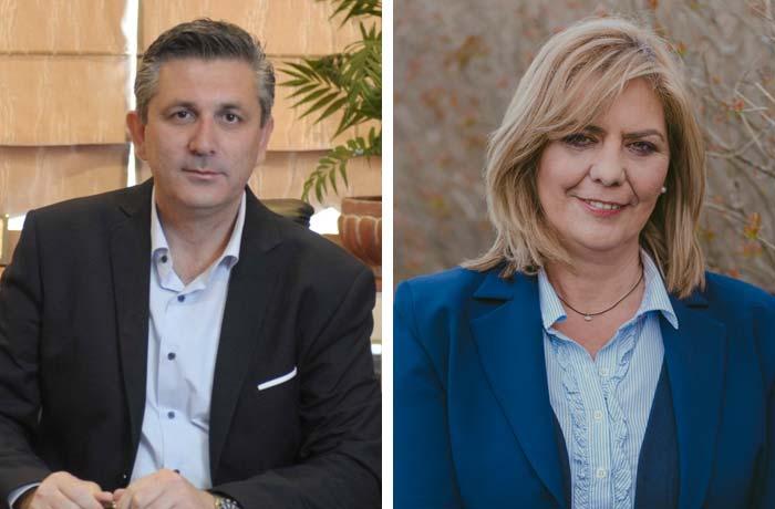 Άρτα: Στον δεύτερο γύρο θα αναμετρηθούν ο Χρήστος Τσιρογιάννης και η Τζένη Ταπραντζή