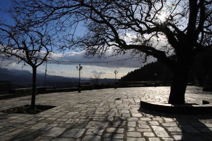 Άρτα: Μια πνευματική βραδιά στη σκιά των Τζουμέρκων