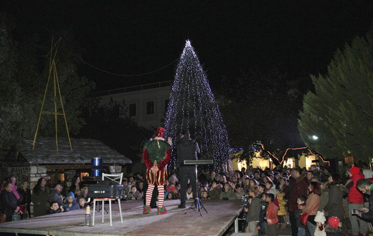 Άρτα: Έναρξη των χριστουγεννιάτικων εκδηλώσεων στο Δήμο Αρταίων
