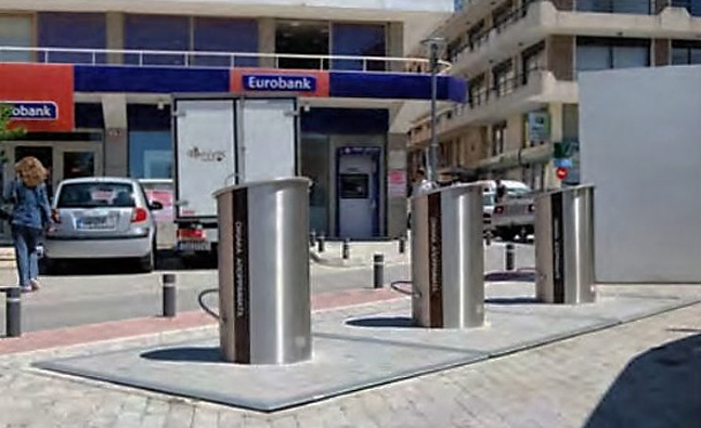 Πρέβεζα: Δήμος Ζηρού - Πρόταση χρηματοδότησης για την τοποθέτηση υπογειοποιημένων κάδων