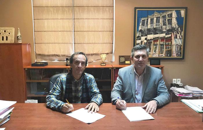 Άρτα: Υπεγράφη η σύμβαση για εκπόνηση Σχεδίου Βιώσιμης Αστικής Κινητικότητας στο Δήμο Αρταίων