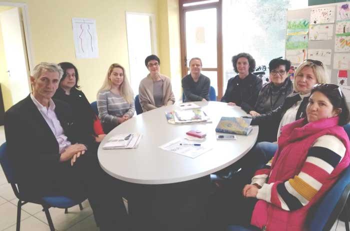 Γιάννενα: Επίσκεψη υποψηφίου περιφερειάρχη Ηπείρου Γ. Ζάψα στο Συμβουλευτικό Κέντρο Ιωαννίνων