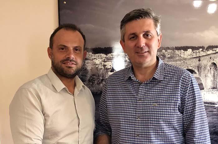 Άρτα: Γενικός γραμματέας Δήμου Αρταίων ο Κώστας Ζέρβας